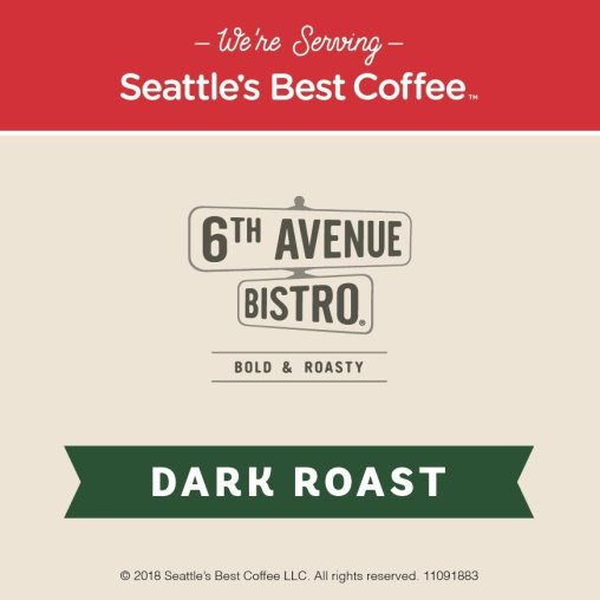 Seattle's Best 6th Avenue Bistro 18/2oz thumbnail