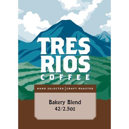 Tres Rios Bakery Blend 42/ 2.5oz thumbnail
