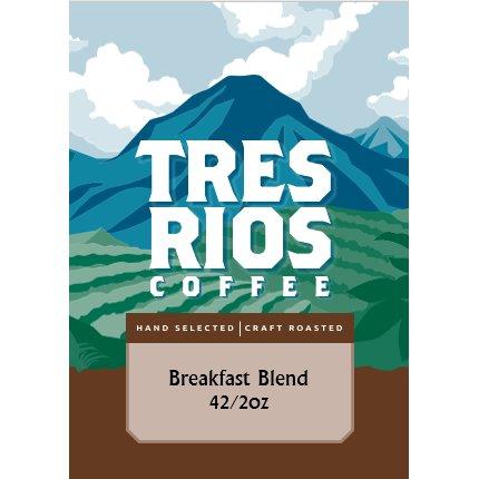 Tres Rios Breakfast Blend 42/ 2oz thumbnail