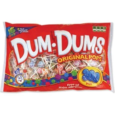 Dum Dum Suckers 300ct thumbnail