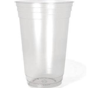 12oz Fabri-Kal Plastic Cold Cup RK12 thumbnail