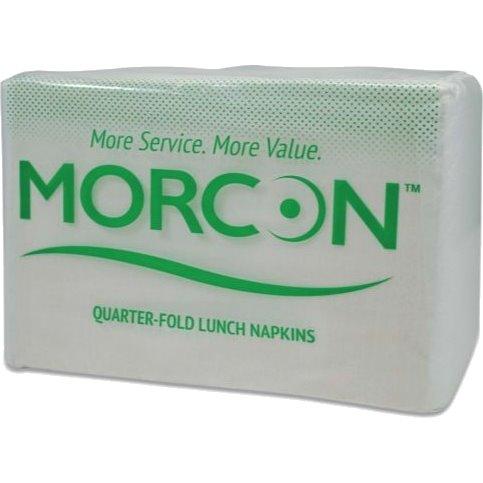 Morcon Luncheon Napkin 1 Ply 1/4 Fold thumbnail