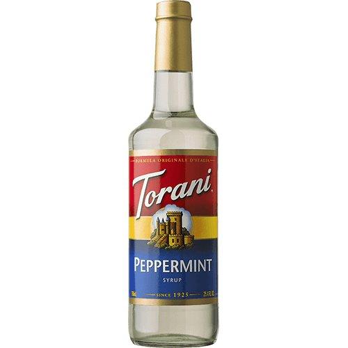 Torani Peppermint Syrup 750ml (Seasonal) thumbnail
