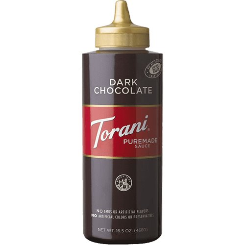 Torani Dark Chocolate Sauce 64oz thumbnail