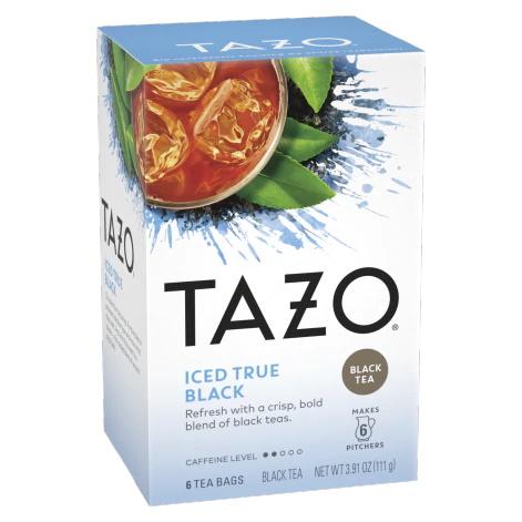 Tazo Iced True Black 6ct thumbnail