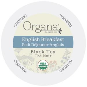 K-Cup Organa English Breakfast Tea 24ct thumbnail