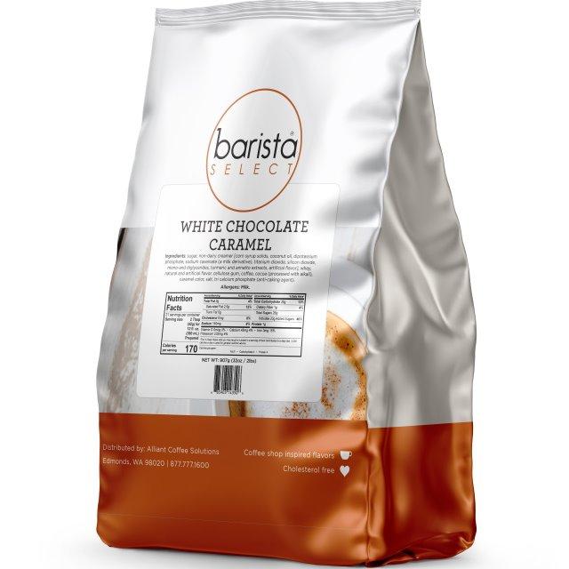 Barista Select White Chocolate Caramel 6/2lb thumbnail