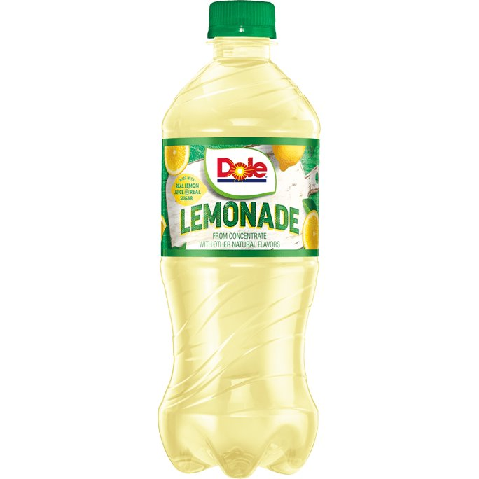Dole Lemonade 20oz thumbnail