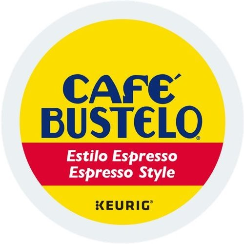 K-Cup Cafe Bustelo Espresso 24ct thumbnail