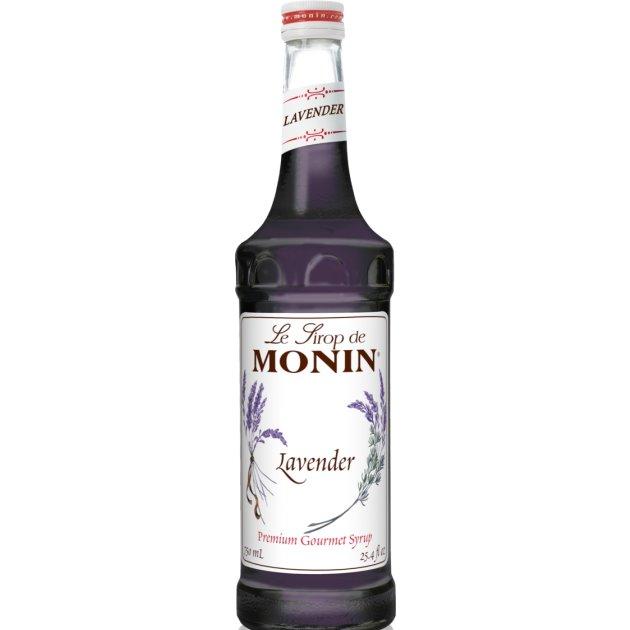 Monin Lavender Syrup 750ml thumbnail