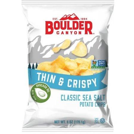 Boulder Canyon Classic Sea Salt thumbnail