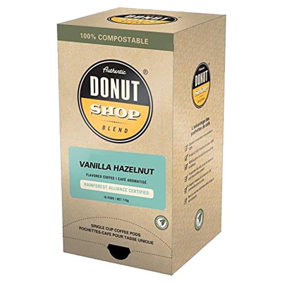 K-Cup Coffee Bean & Tea Leaf Coffee Vanilla Hazelnut 16ct thumbnail