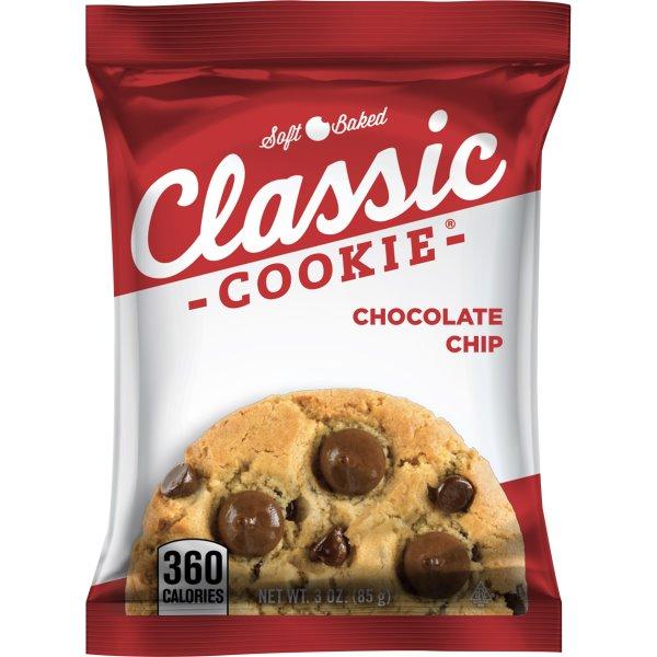 Classic Cookie with Mini Kisses 3oz thumbnail