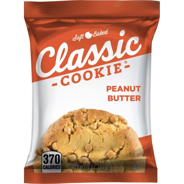 Classic Cookie with Reeses Chips 3oz thumbnail