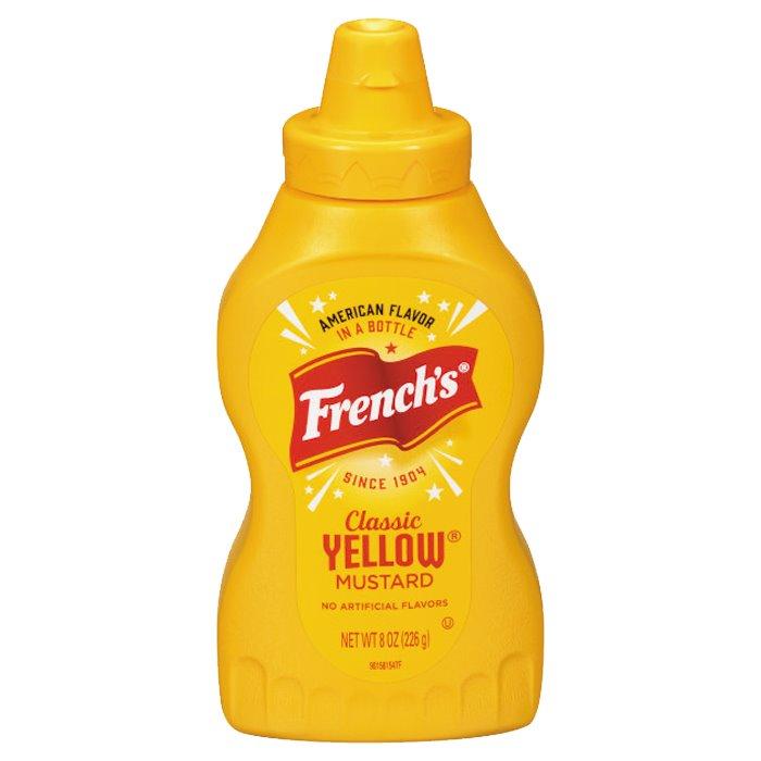 Frenchs Yellow Mustard Bottle thumbnail