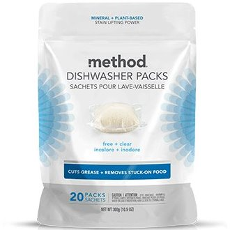 Method Dish Soap Pods Free + Clear 45ct thumbnail