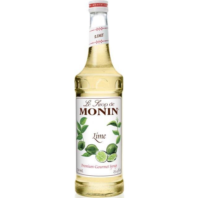 Monin Lime Syrup thumbnail
