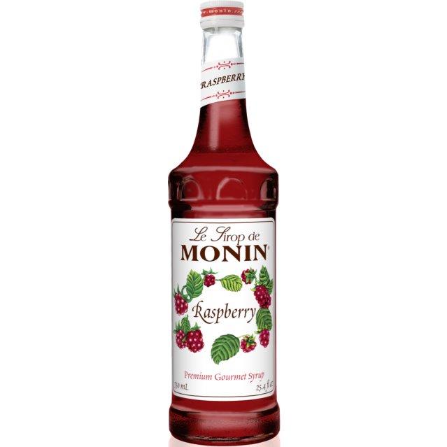 Monin Raspberry Syrup thumbnail