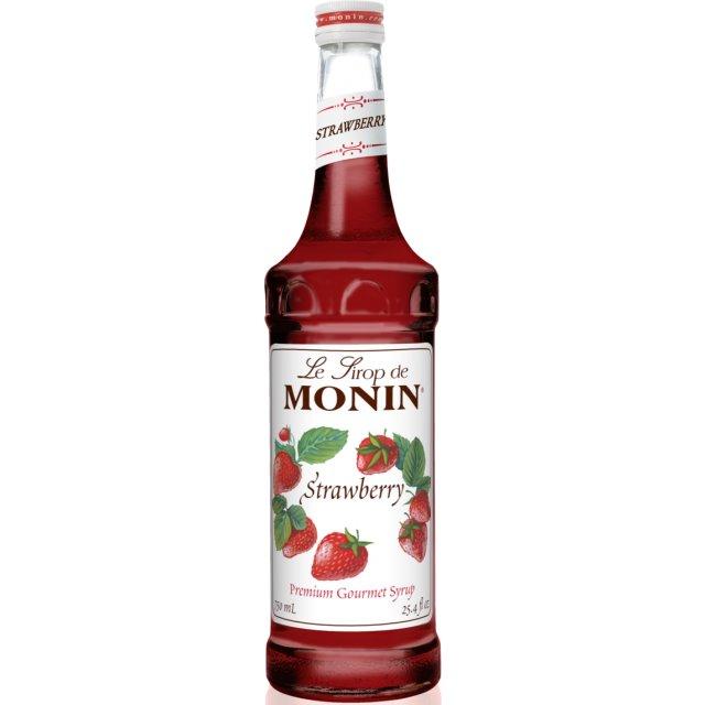 Monin Strawberry Syrup thumbnail