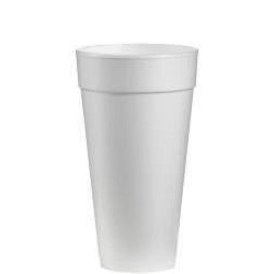 Monogram 12oz Foam Cups thumbnail