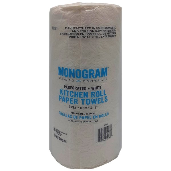 Monogram Paper Towel Roll thumbnail