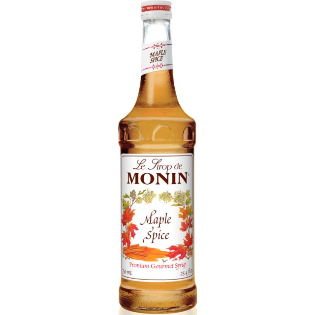 Monin Maple Spice Syrup thumbnail