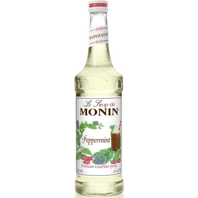 Monin Peppermint Syrup thumbnail