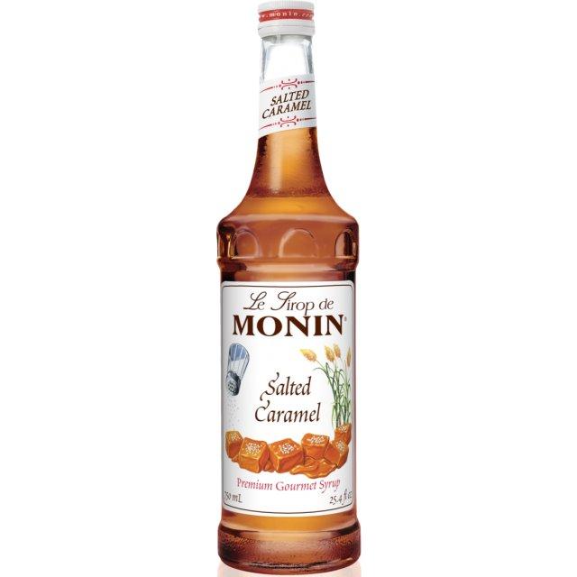 Monin Salted Caramel Syrup thumbnail