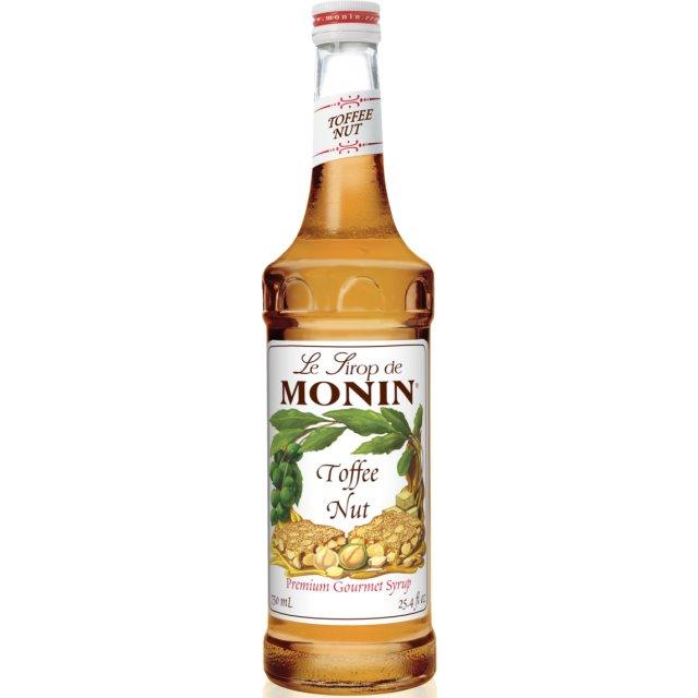 Monin Toffee Nut Syrup thumbnail