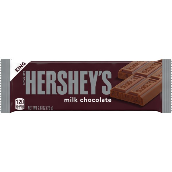 Hershey Milk Chocolate King Size thumbnail