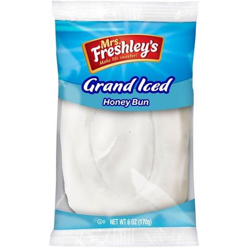 Mrs. Freshley's Iced Grand Honey Bun thumbnail