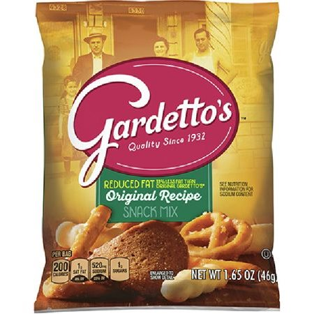 Gardetto's Reduced Fat Snack Size 60ct thumbnail