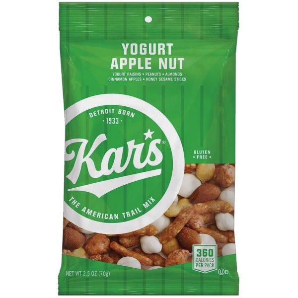 Kars Yogurt Apple Nut Mix 2.5oz thumbnail