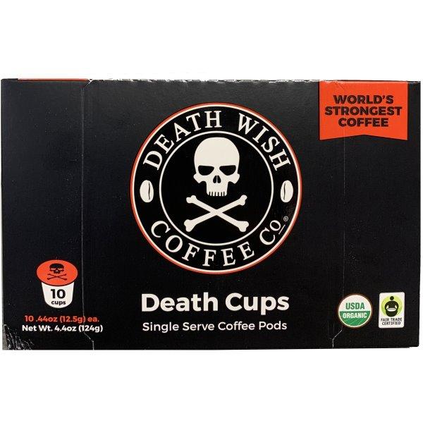 K-Cup Death Wish Death Cups thumbnail