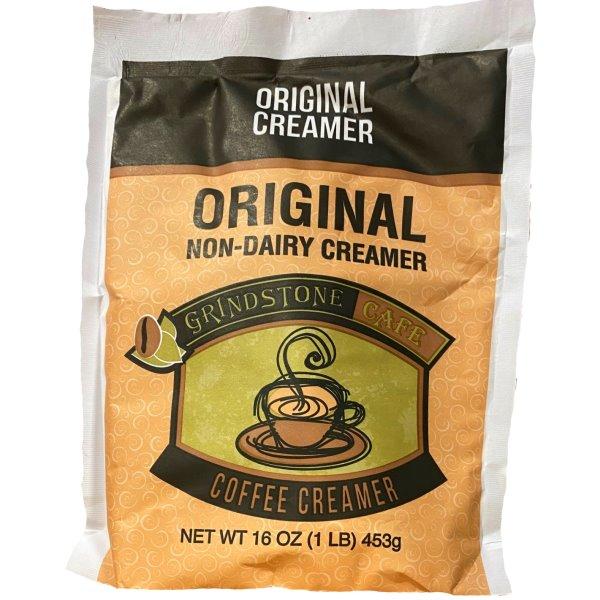 Grindstone Creamer Bag 1lb thumbnail