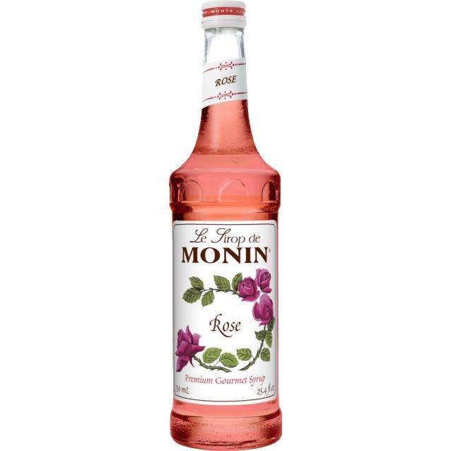 Monin Rose Syrup 750ml thumbnail