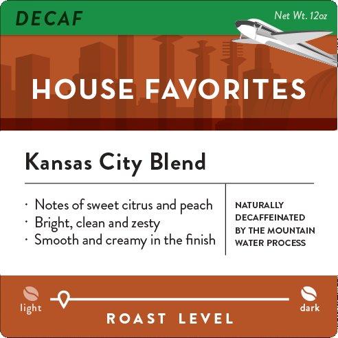 KC Roasterie KC Decaf Whole Bean 5lb thumbnail